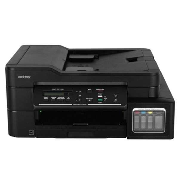 Impresora multifunción Brother DCP-T710W - 2