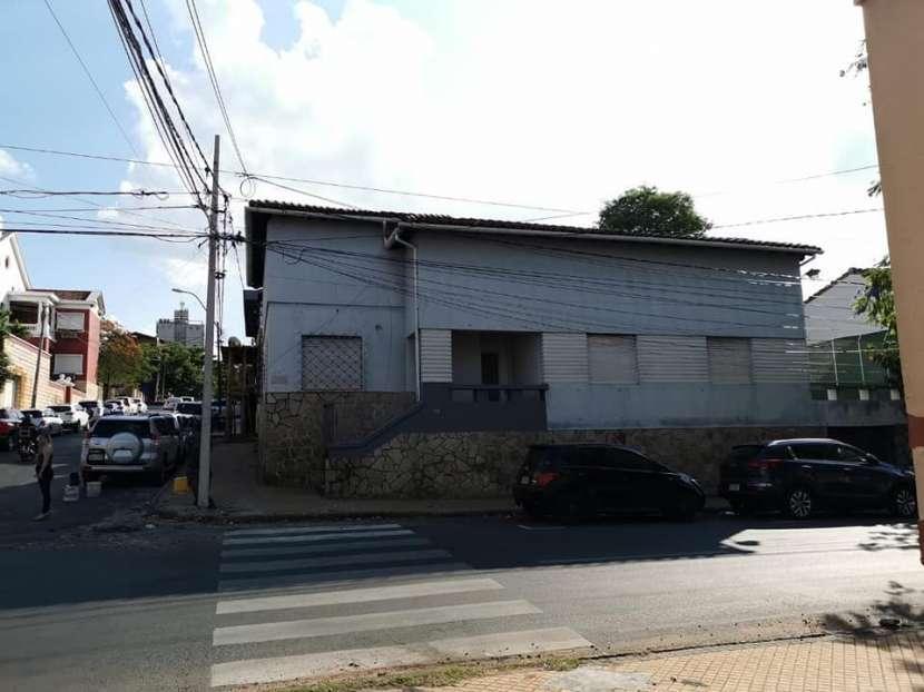 alquilo Casa en el centro de Asunción - 0