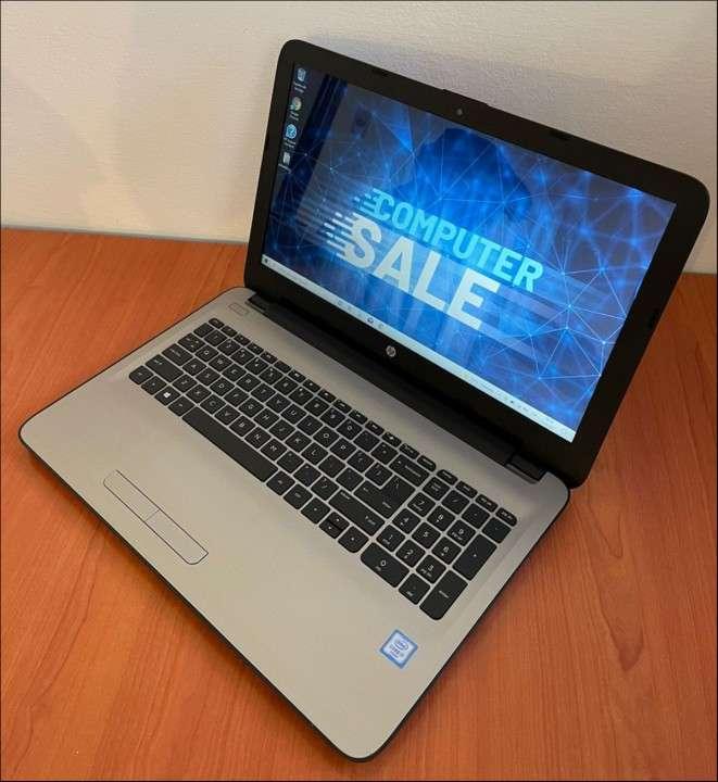 HP 15 Intel i7 6500u 8 gb RAM SSD - 2