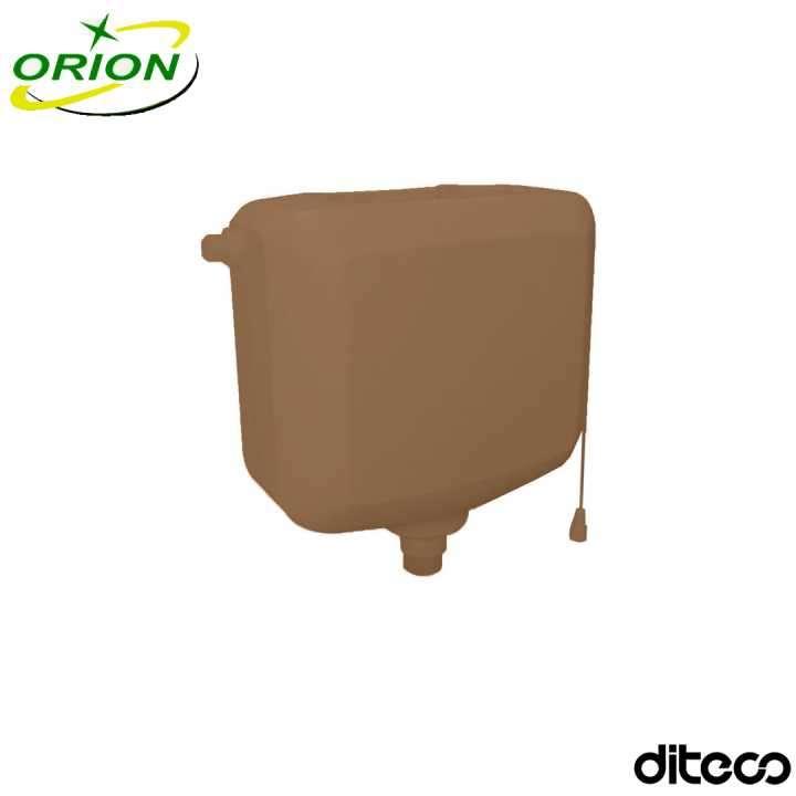 Cisterna plástica ocre Orion de 9 litros - 0