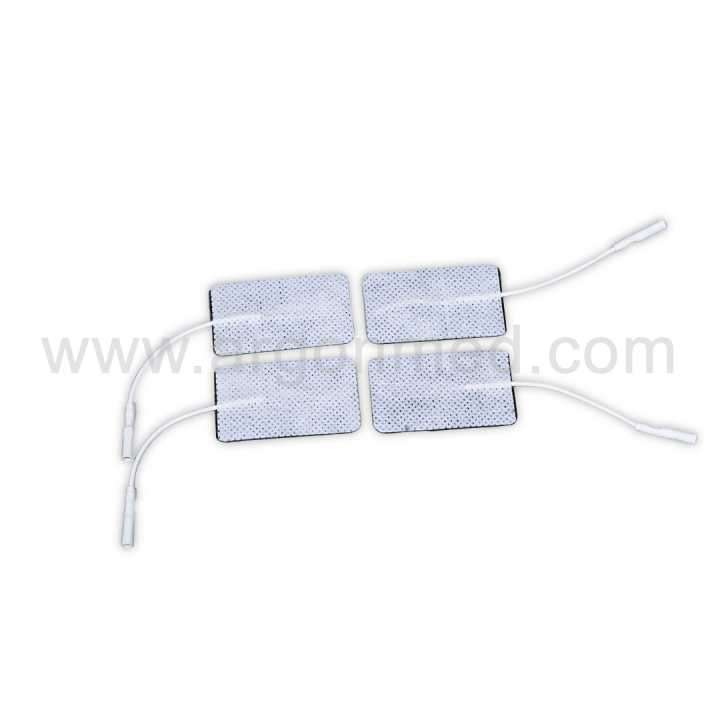 Electrodo adhesivo para tens 3x5 cm - 1