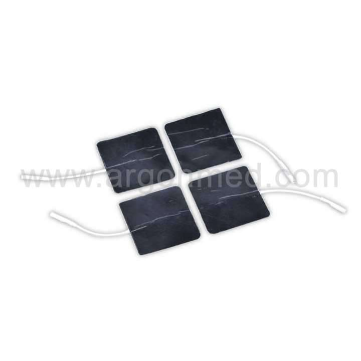 Electrodo adhesivo para tens 5x5 cm - 1
