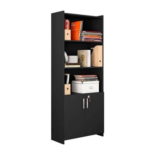 Armario semi abierto Office negro Not Abba (2444) - 0