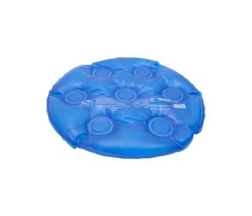 Almohada redonda de hidrogel ideal para mayor comodidad - 0