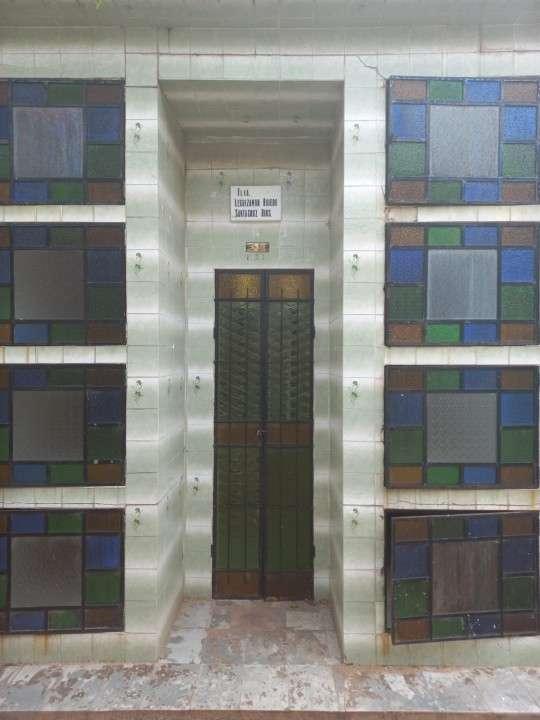 Panteón el cementerio de Lambaré - 0