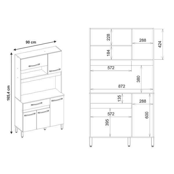 Kit de cocina NT3095 Notavel - 3