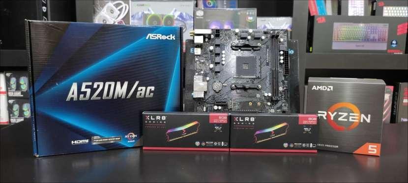 Combo AMD Ryzen Serie 5000 - 0