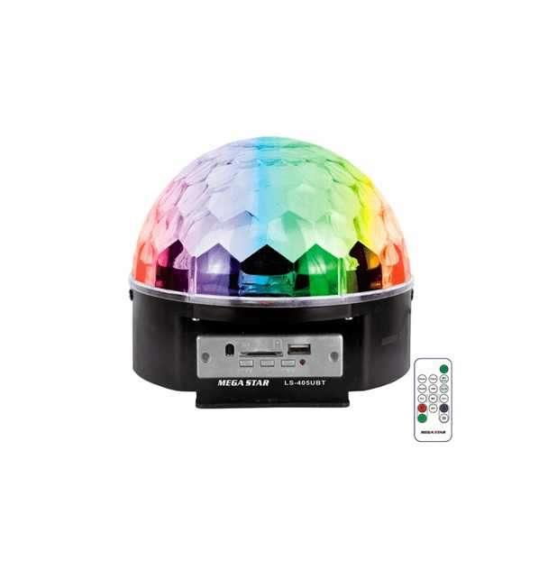 Esfera con luces LED Mega Star (LS405UBT) - 0