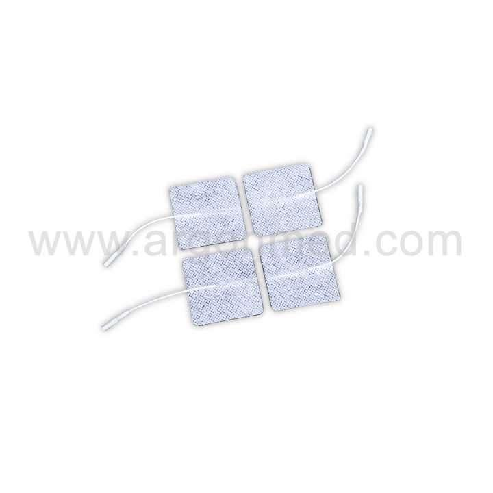 Electrodo adhesivo para tens 5x5 cm - 0