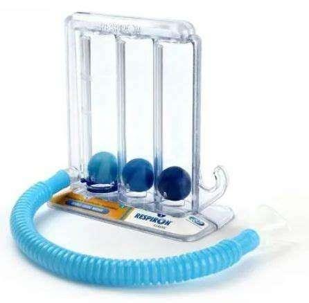 Ejercitador de pulmón Respiron - 0