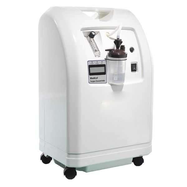 Concentrador de oxígeno 5 litros - 0