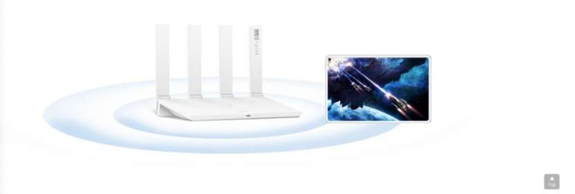 Huawei modem router wifi AX3 - 2