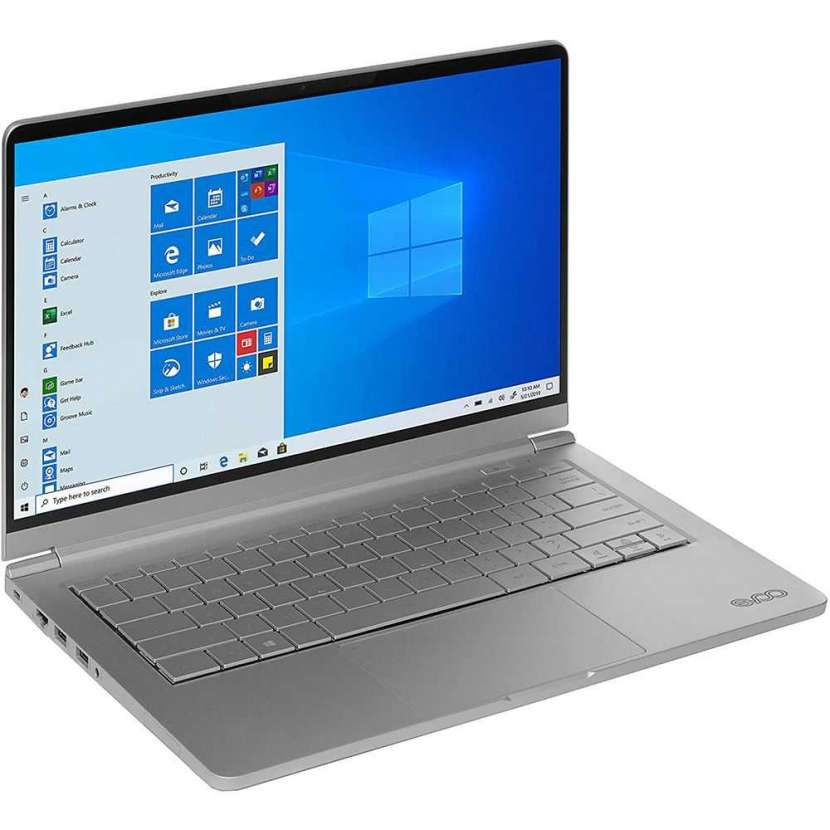 Notebook Evoo ultra thin EVC141 Ryzen 5 3500U - 1