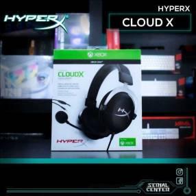 Auricular Hyperx Cloud X 3.5 Jack