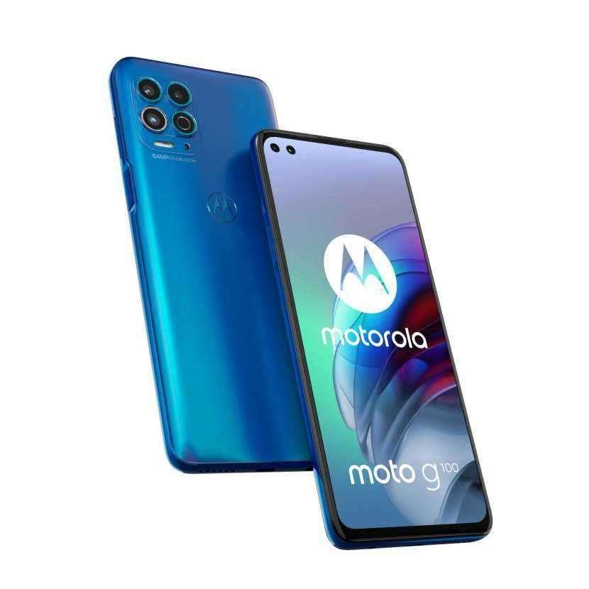 Celular Motorola G100 - 0