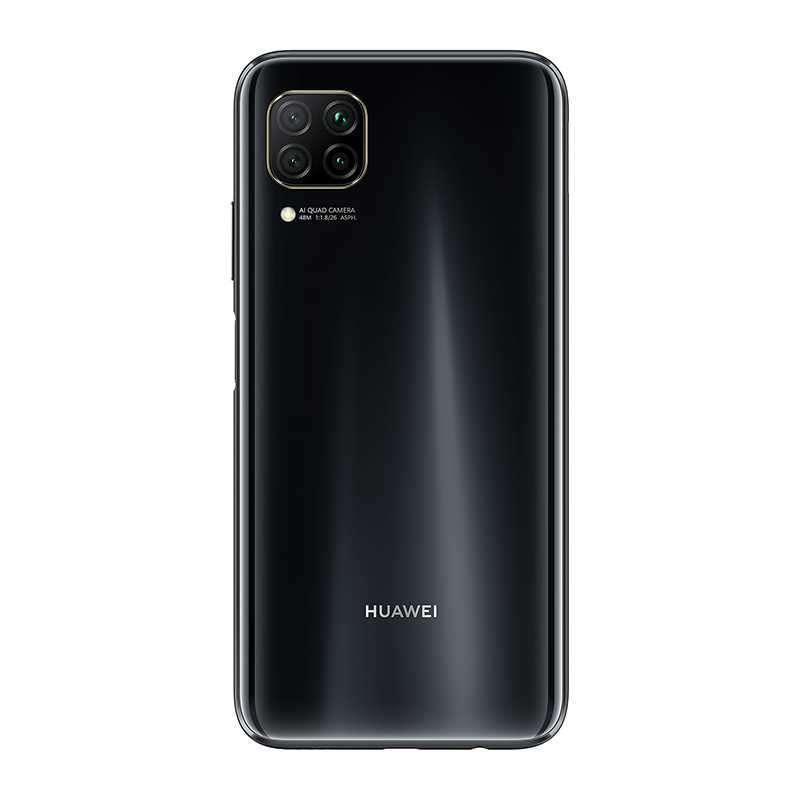Huawei P40 Lite Black - 0