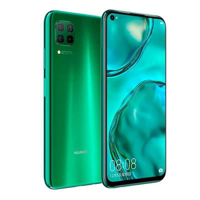 Huawei P40 Lite Verde - 1