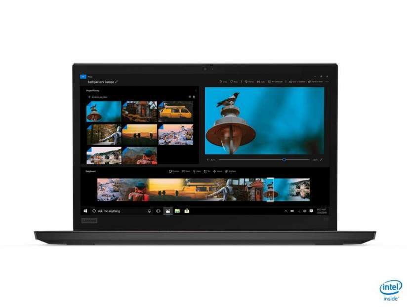Computadora Lenovo E15 15 pulgadas i7 16gb 512gb SSD + 2gb - 8