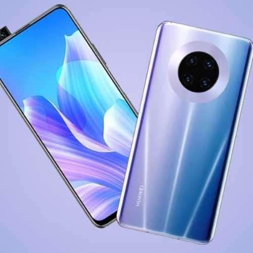 Celular Huawei Y9A plata - 0