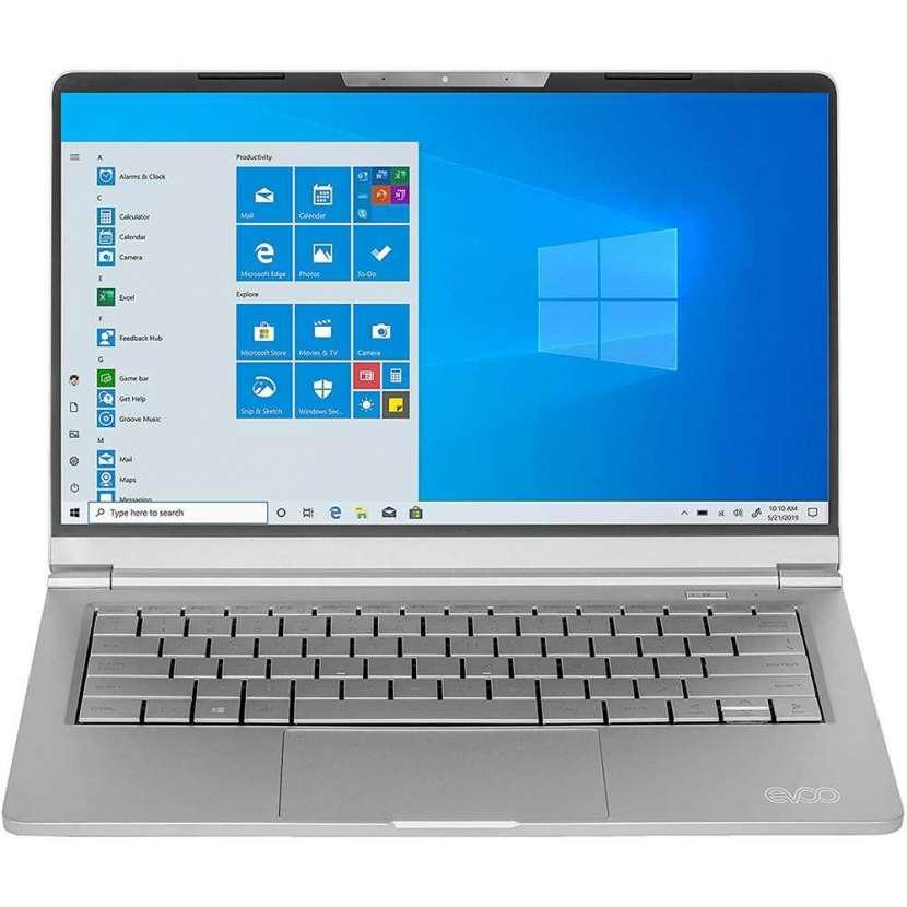 Notebook Evoo ultra thin EVC141 Ryzen 5 3500U - 3