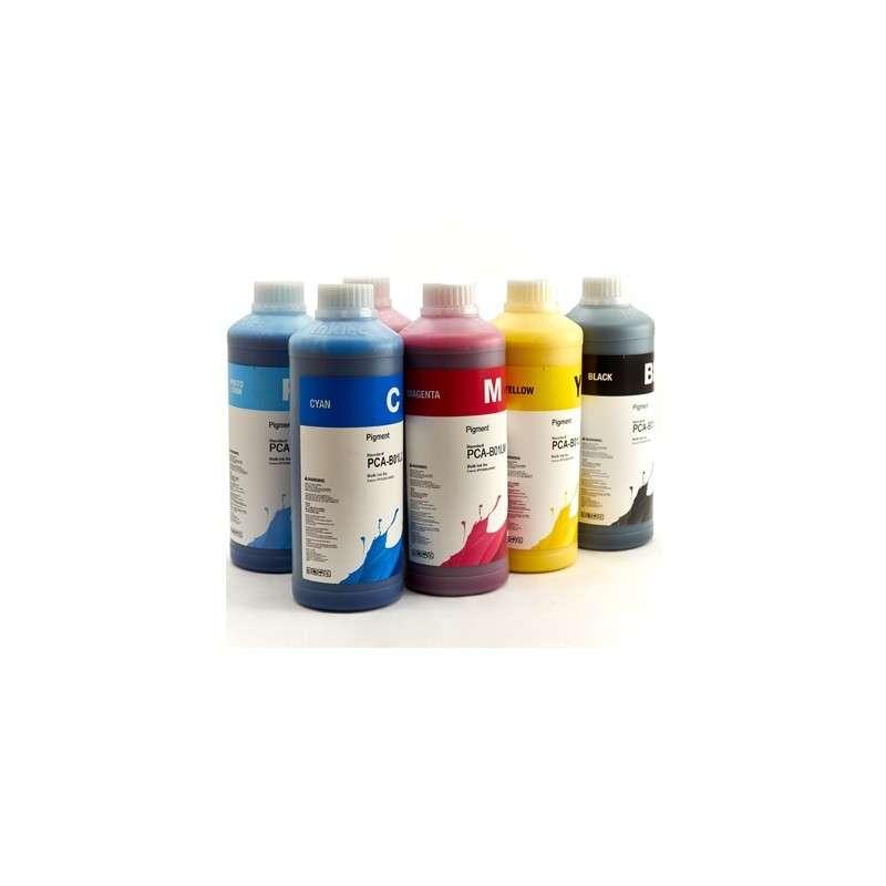 Tinta 1 litro p/ epson cyan - 0