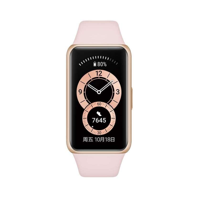 Reloj Huawei Band 6 Sakura Pink - 2