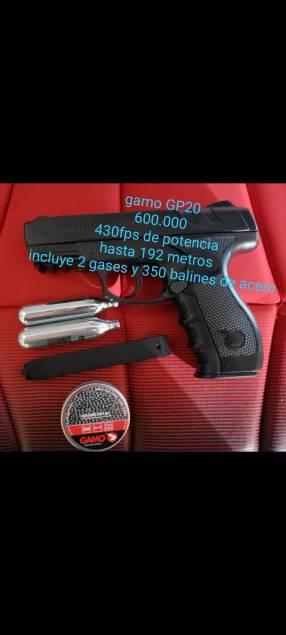 Pistola Gamo p20