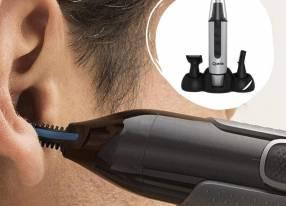 Depilador de nariz y oreja