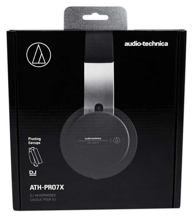 Auricular Audio-Technica ATH-PRO7X DJ PRO nuevos - 5
