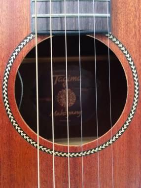 Guitarra electroacústica Tagima