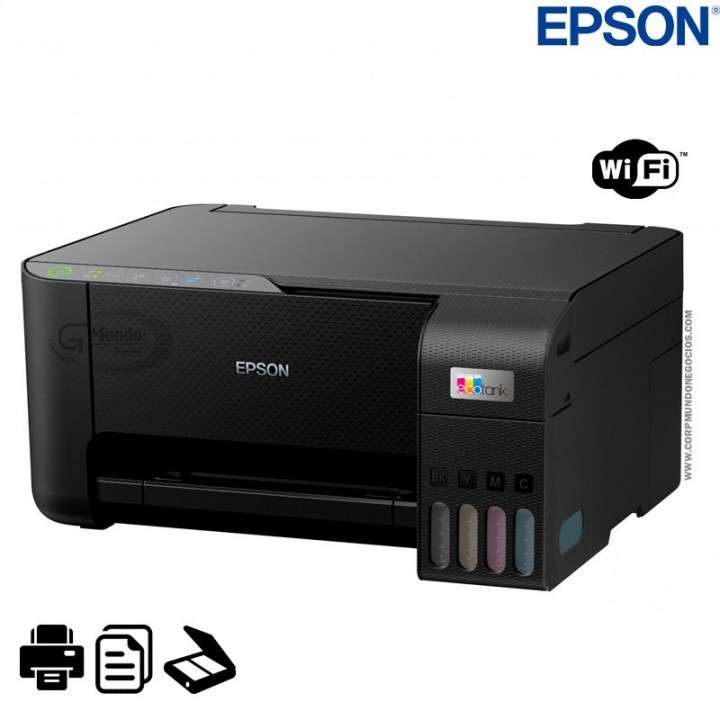 Impresora multifuncional Epson L3250 wifi - 0