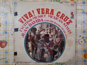 Vinilo de Juan Davida - Viva! Vera Cruz