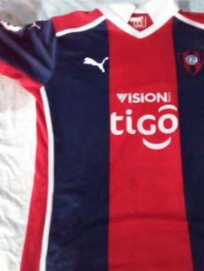 Camiseta de Cerro Porteño