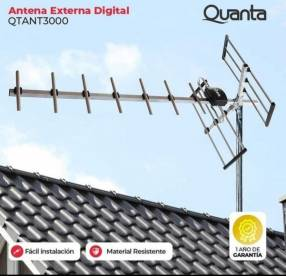 Antena externa Quanta