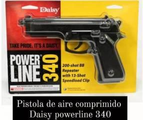 Pistola de aire comprimido Daisy Powerline 430