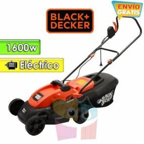 Corta pasto motor eléctrico 1.600W Black+Decker GR3800