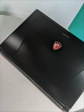 Notebook MSI 15 pulgadas intel i7 16GB RAM Nvidia