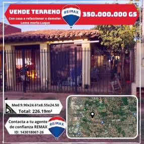 Casa en Loma Merlo Luque