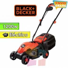 Corta pasto motor eléctrico 1.200W Black+Decker GR1000-B2C