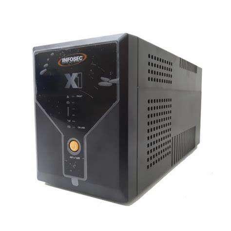 UPS Infosec 1500VA 220V - 0