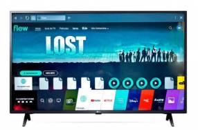 Smart TV LG 43 pulgadas Full HD modelo LM6300PSB