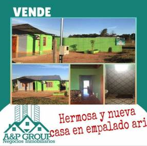 Casa en Barrio Empalado Ari