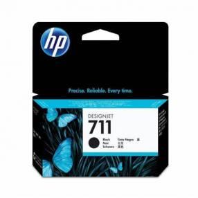 Cartucho negro HP CZ129A 711 T120/T520