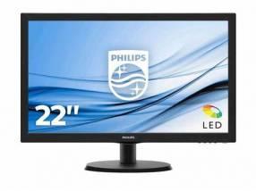 Monitor led 22 pulgadas Philips 223V5LHSB2 FHD hdmi vga