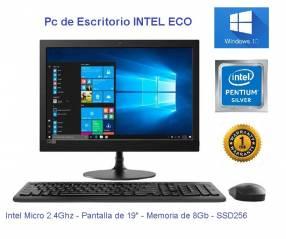 PC de escritorio Intel Eco