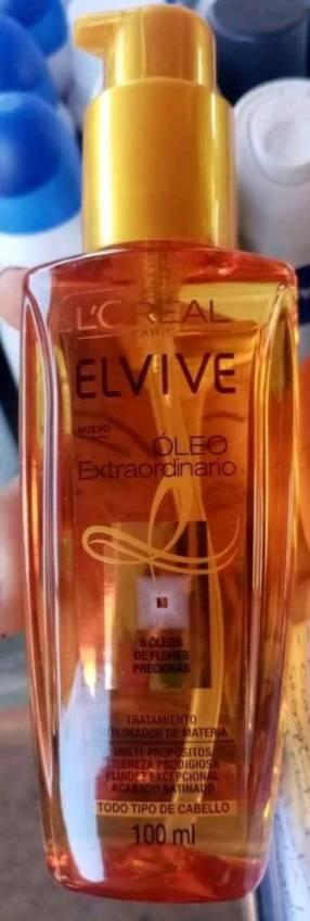 Aceite Elvive