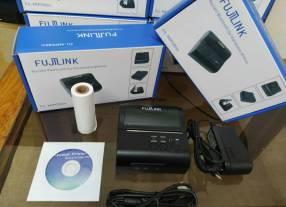 Impresora portátil Fujilink Bluetooth