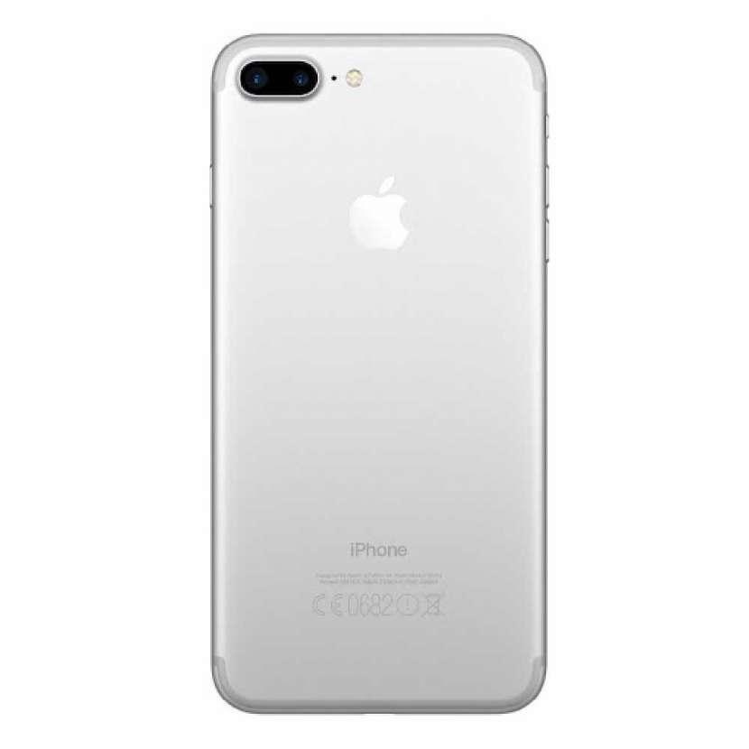 iPhone 7 plus 128gb silver - 1