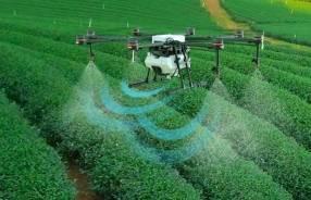 Drone DJI Agras MG-1 agrícola con kit de batería y cargador
