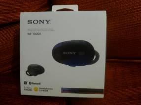 Auricular Sony WF-1000X noise cancelling semi nuevos